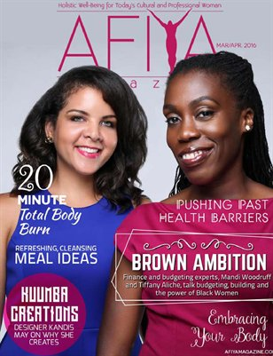 AFIYA Magazine-Mar/Apr 2016