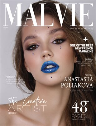 MALVIE Mag | The Creation Artist | Vol. 35 JUNE 2020