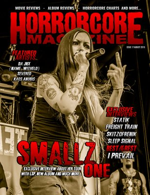 Issue 17 - Smallz One & I Prevail