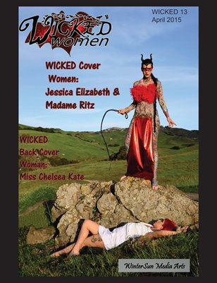 WICKED Women Magazine- WICKED 13: April 2015