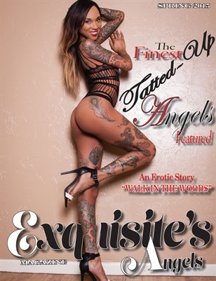 Tatted-Up Spring Issue 2015-Tattoo Betty