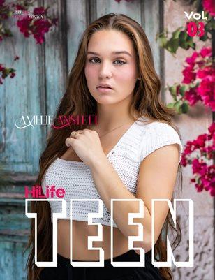 Teen HiLife Magazine Vol-3