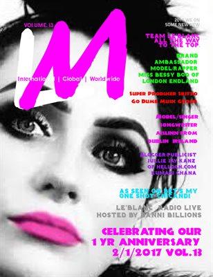 Le'Blanc Music Mag Vol.13-Aislinn
