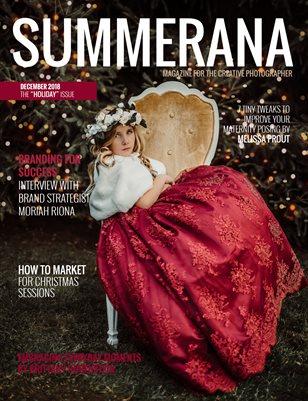 "Summerana Magazine | The ""Holiday"" Issue | December 2018"