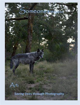 Someones Magazine: Art