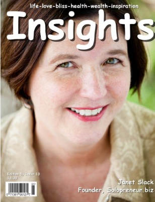 Insights featuring Janet Slack
