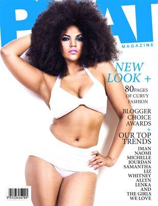 """PHAT Magazine """" IMAN """""""