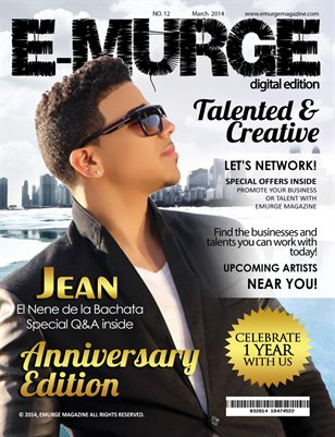 Emurge Magazine - March Edition 2014