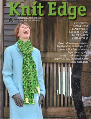 Knit Edge issue five