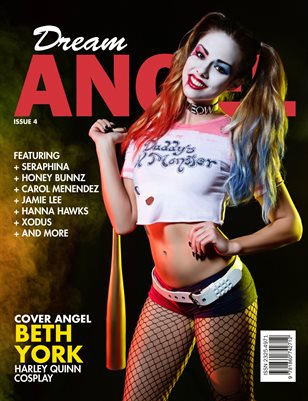 Dream Angel Magazine Issue 4- Beth York Cosplay