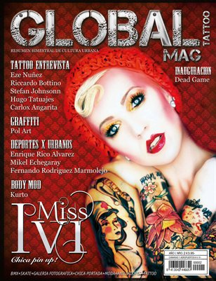 Global Tattoo Mag. # 2