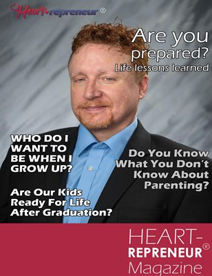 Heartrepreneur Magazine October