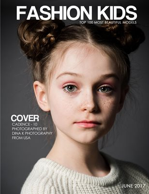 Fashion Kids Magazine | TOP 100 MOST BEAUTIFUL