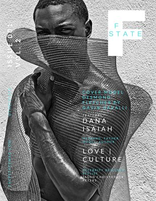 Love | Culture Issue 001 Vol. 2: Dana Isaiah