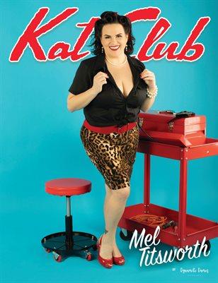 Kat Club No.30 – Mel Titsworth Cover