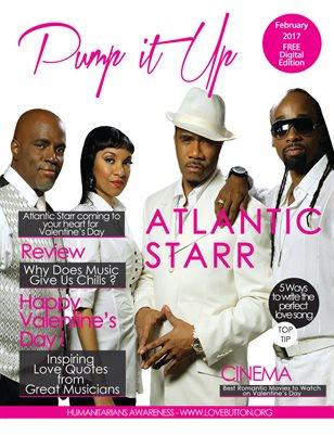 Pump It Up Magazine   February 2017