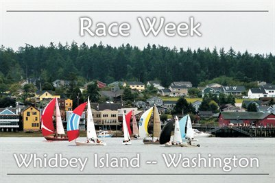 Whidbey Island Race Week 2012