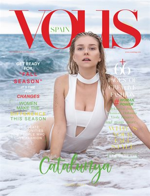 VOUS Magazine   The September Fashion & Beauty Edition   Vol.10   2021