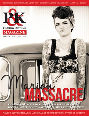 P&K Magazine Issue #3 June 2015