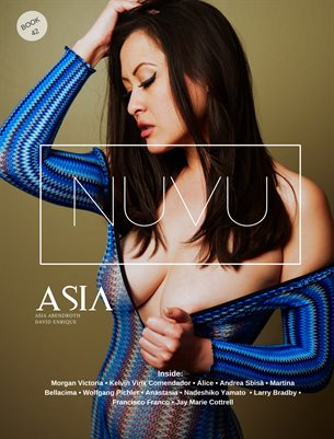 NUVU MAGAZINE : BOOK 42 ft. Asia Abendroth
