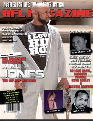 HFL Magazine: The Watcher Edition