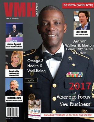 VMH Magazine - January/February 2017