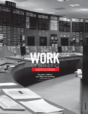The Work Of Branding | Brand Development Workbook