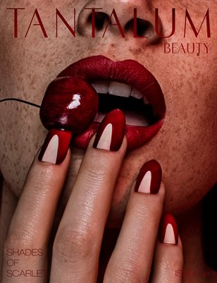 "Tantalum Magazine Issue 41 ""Beauty Edition"" // January 2015"