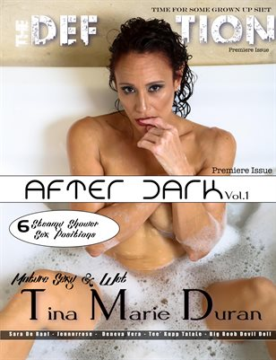 The Definition: After Dark - Vol. 1 Tina Marie Duran cover
