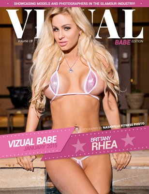 Vizual Magazine BOTM - January 2015