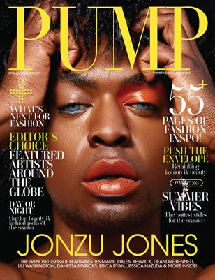 PUMP Magazine | The Trendsetter Issue Vol.6 | May 2021