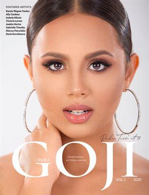 GOJI MAGAZINE ISSUE 4 VOL.1 2020