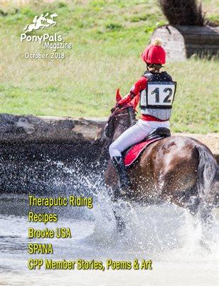 October 2018 Pony Pals Magazine Vol.8#5