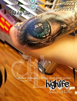 Ink'd in Skin ~ Highlife