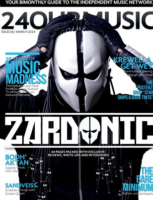 24OurMusic Magazine - March 2014