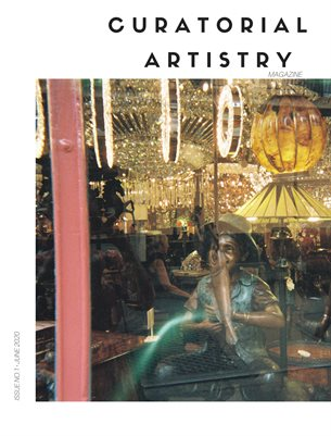Curatorial Artistry Magazine June