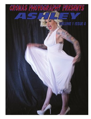 Cronas Photography Presents Ashley Issue 4