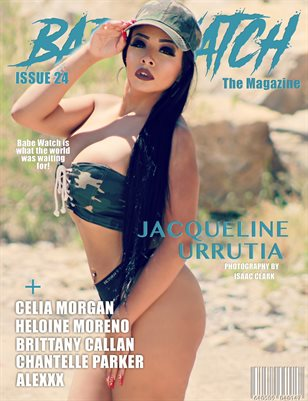 BABE WATCH ISSUE 24 FT. JACQUELINE