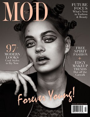 MOD MAGAZINE: Volume 5; Issue 3; Forever Young!
