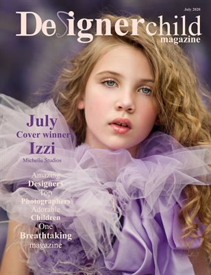 Designer Child Magazine July 2020