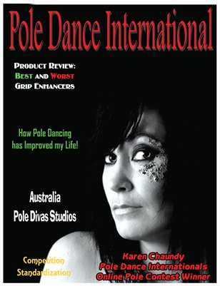 Issue 5-Oct/Nov 2009-Cover:Karen Chaundy
