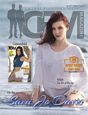 CFM Magazine Vol 2 Issue 13 • Jul 2017 Open Genre