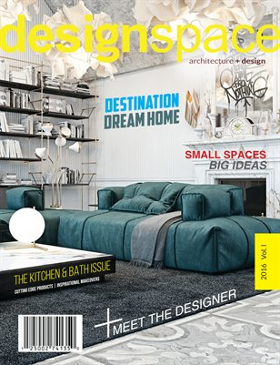 Design Space Magazine 2016 Vol. 1