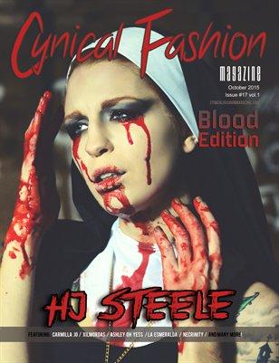 Cynical Fashion Mag Issue# 17 Vol. 1