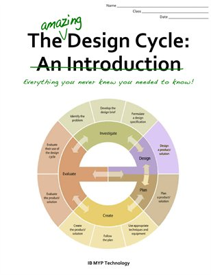 The (Amazing) Design Cycle