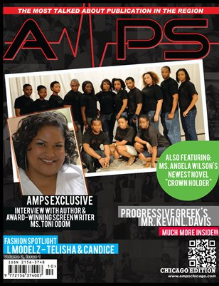 AMPS Magazine-Chicago Feb. 2014