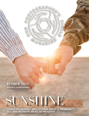 Our Photographers Circle Magazine Issue 15 SUNSHINE