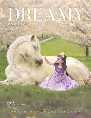 DREAMY Magazine | Issue 58