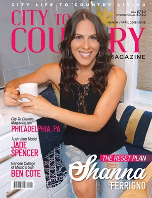 City To Country Magazine March/April 2018