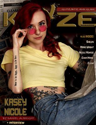 Kayze Magazine (Kacey Nicole)